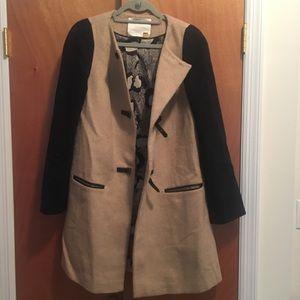 Leifsdottir Anthropologie coat! Size 10